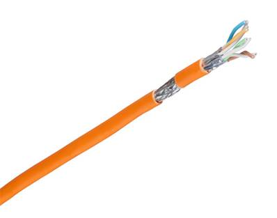 CABLE INSTALLATION MONOBRIN CAT.7 S/FTP 1000MHZ 2X4P 500M