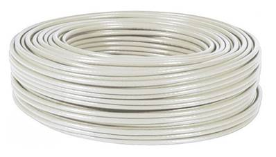 CABLE 1X4P CATEGORIE 6A F/FTP DCA LSOH GRIS KX SYSTEME 100M